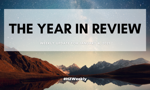 The Year in Review – Weekly Update for January 4, 2021