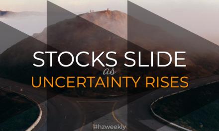 Stocks Slide as Uncertainty Rises – Weekly Update for November 13, 2017