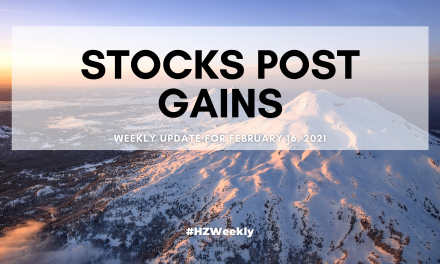 Stocks Post Gains – Weekly Update for February 16, 2021