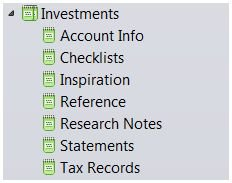Organizing Evernote For Investor Productivity