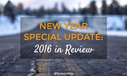 New Year Special Update: 2016 in Review – Weekly Update for January 3, 2017