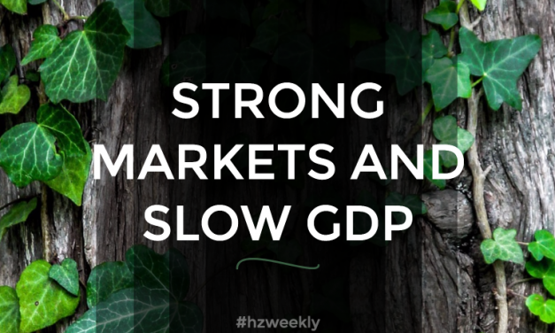 Earnings, Taxes & International News: What's the Market Impact? – Weekly Update for May 1, 2017