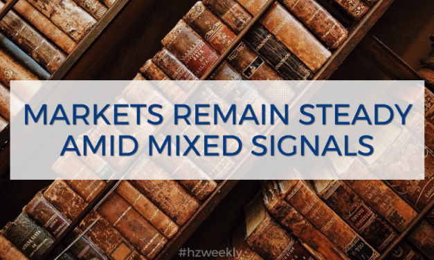 Mixed Signals, Positive Performance – Weekly Update for May 8, 2017
