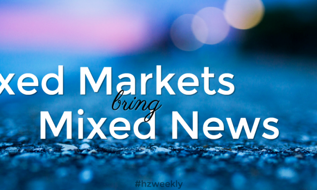 Mixed Worldwide Markets – Weekly Update for June 12, 2017