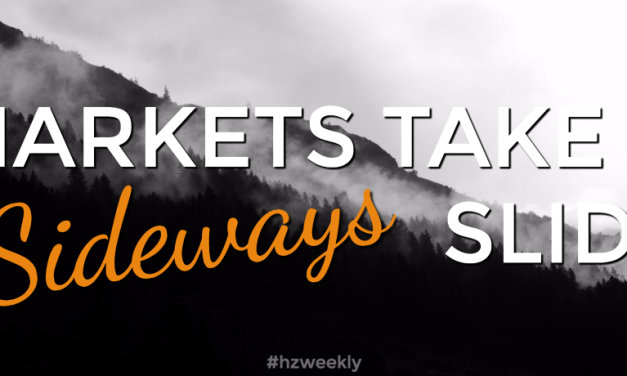 Markets Slide Sideways – Weekly Update for June 26, 2017