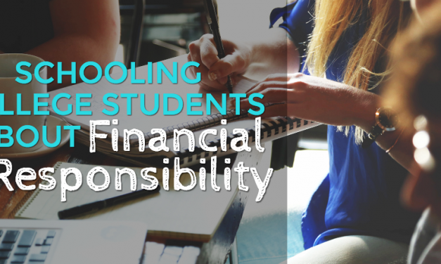 Schooling College Students about Financial Responsibility