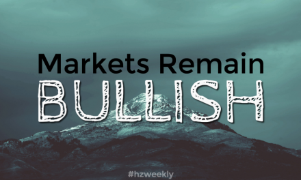 Markets Remain Bullish – Weekly Update for August 7, 2017