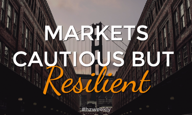 Markets Cautious but Resilient – Weekly Update for August 21, 2017