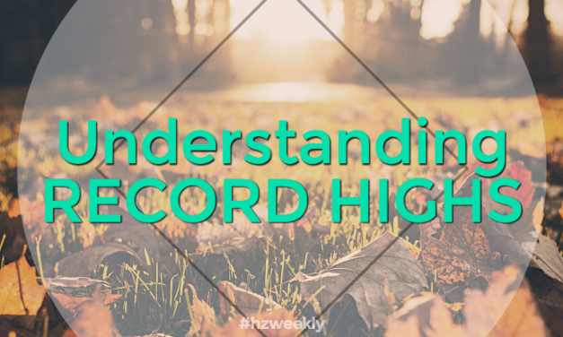 Understanding Record Highs – Weekly Update for September 18, 2017