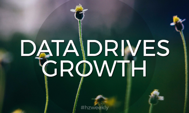 Data Drives Growth – Weekly Update for October 30, 2017
