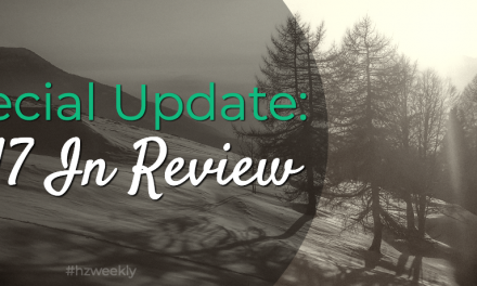 Special Update: 2017 In Review – Weekly Update for January 2, 2018