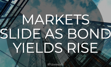 Markets Slide As Bond Yields Rise – Weekly Update for February 5, 2018