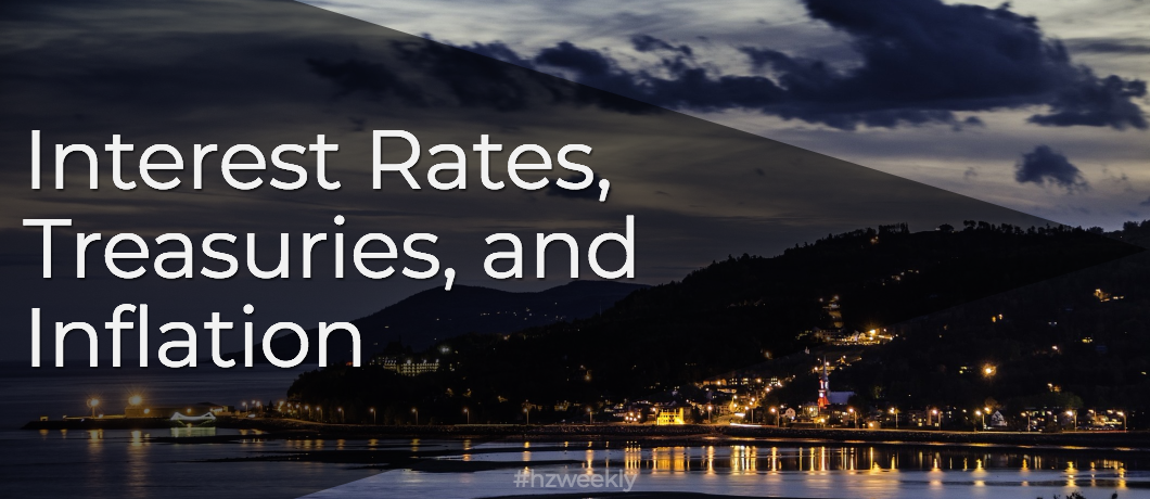 Interest Rates, Treasuries, and Inflation – Weekly Update for February 26, 2018