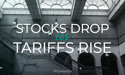 Stocks Drop as Tariffs Rise – Weekly Update for March 26, 2018