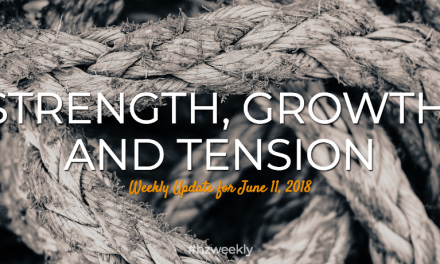 Strength, Growth, and Tension – Weekly Update for June 11, 2018