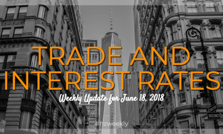 Trade and Interest Rates – Weekly Update for June 18, 2018