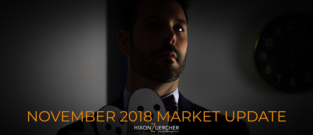 November 2018 Market Update Video