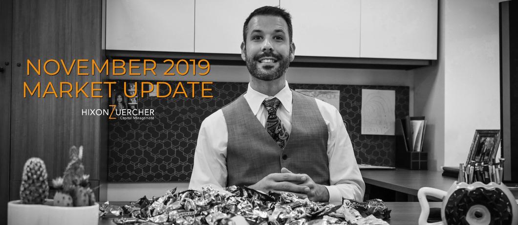 November 2019 Market Update Video