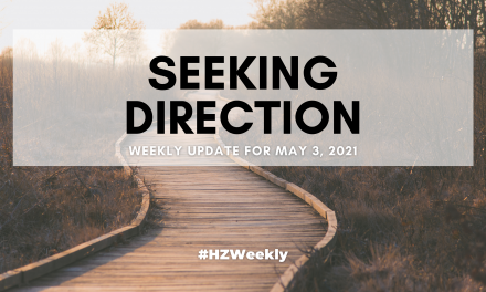 Seeking Direction – Weekly Update for May 3, 2021