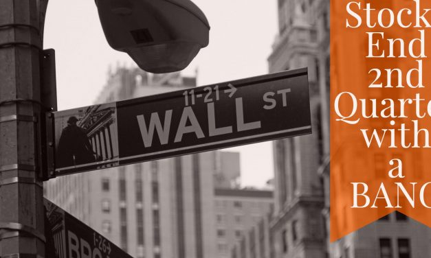 Stocks End Q2 With a Bang – Quarterly Update for July 5, 2016