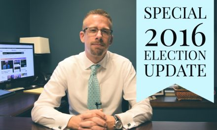 Special 2016 Election Update – What effect will the result of the election have on your investments?