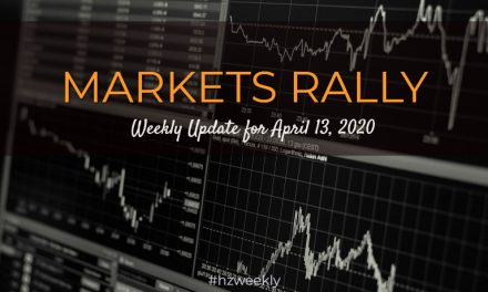 Markets Rally – Weekly Update for April 13, 2020