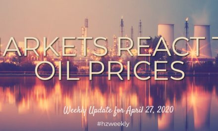 Markets React to Oil Prices – Weekly Update for April 27, 2020