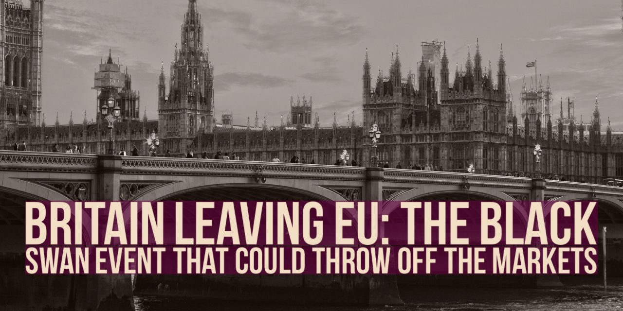 Is Britain Really Going to Leave the EU? – Weekly Update for June 13, 2016