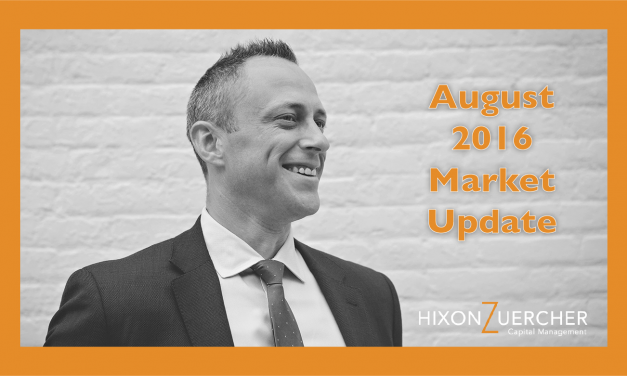 """""""Why Does Britain Love Tea So Much?"""" – August 2016 Market Update Video"""