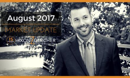 August 2017 Market Update Video