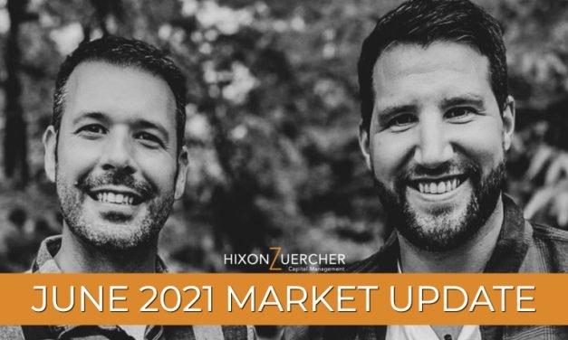 June 2021 Market Update Video