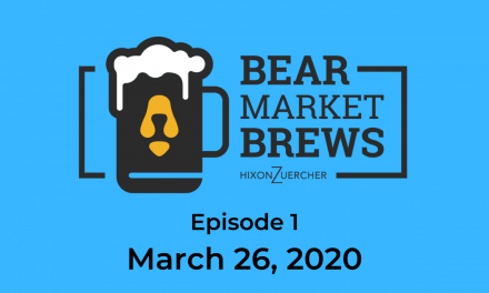 Bear Market Brews – Episode 1 – March 26, 2020