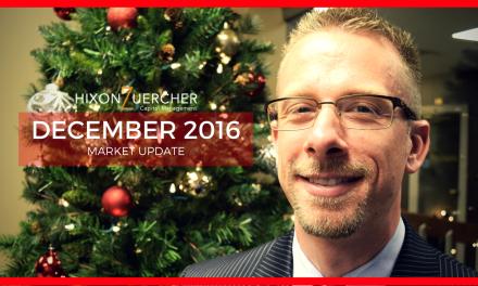 December 2016 Market Update Video