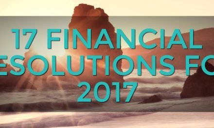 17 Financial Resolutions for 2017
