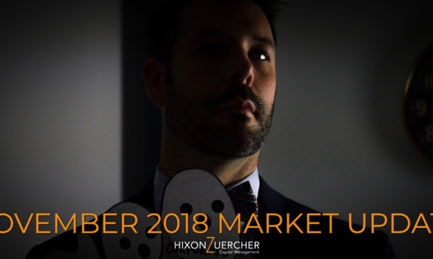 November 2018 Market Update Video