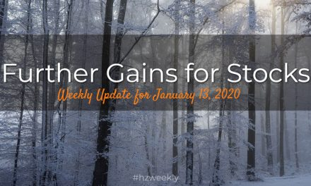 Further Gains for Stocks – Weekly Update for January 13, 2020