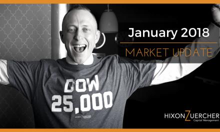 January 2018 Market Update Video