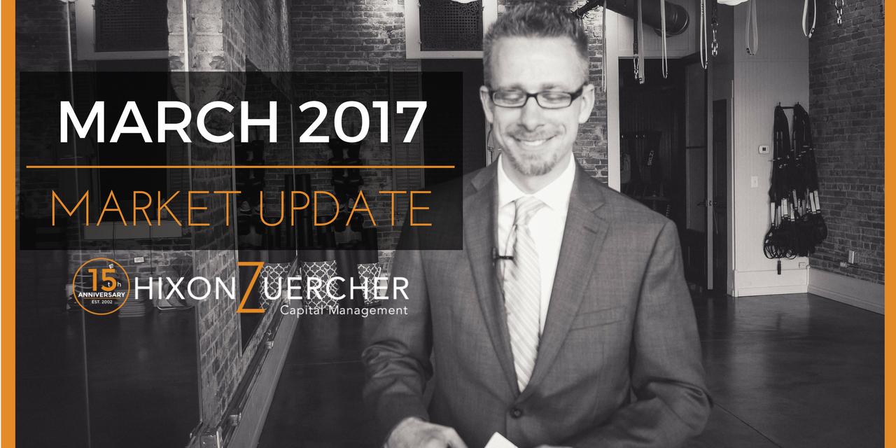 March 2017 Market Update Video