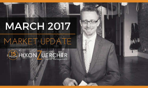 March 2017 Market Update Video