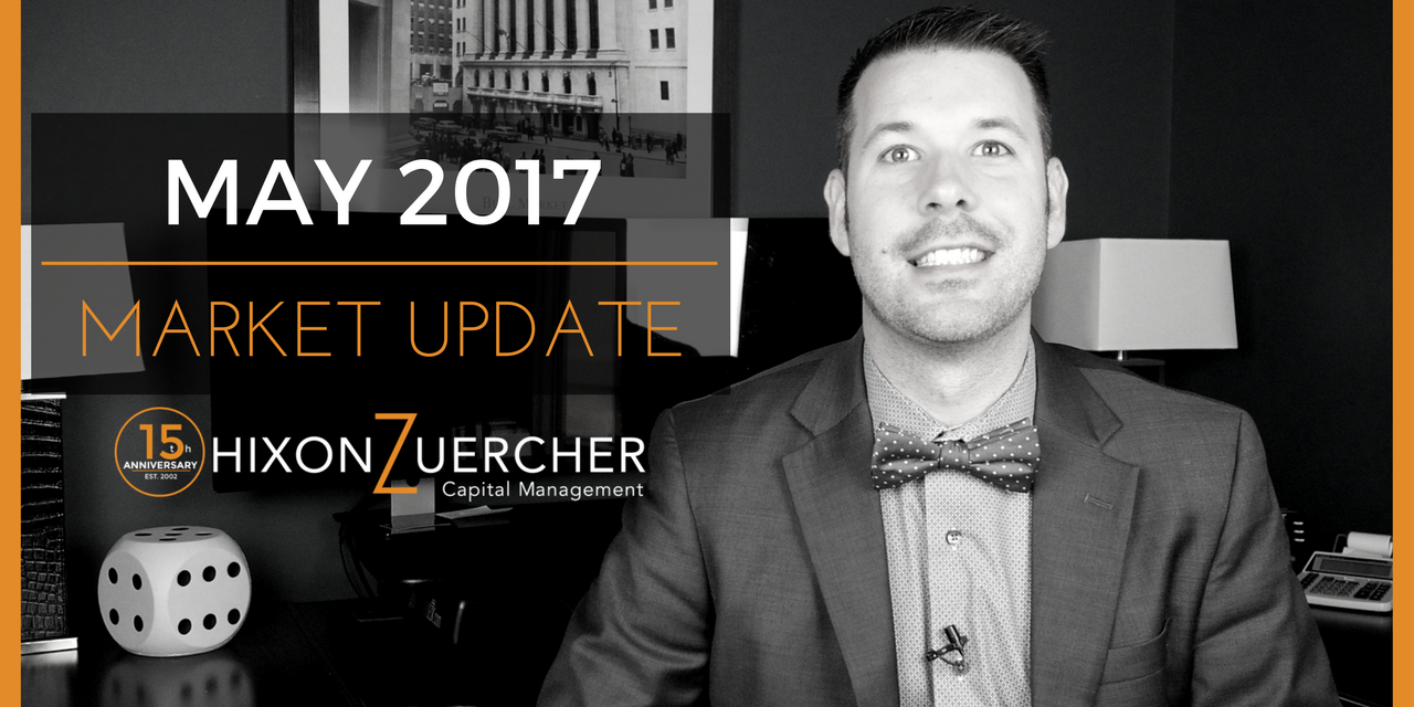 May 2017 Market Update Video