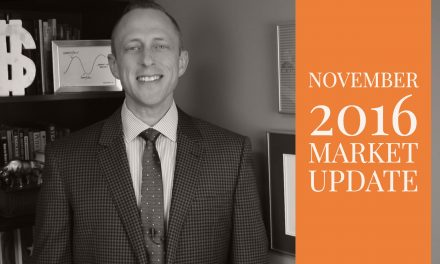 November 2016 Market Update Video
