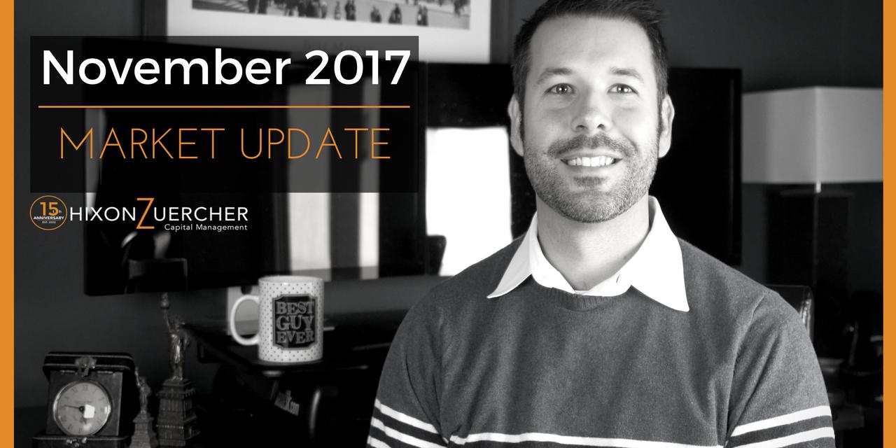 November 2017 Market Update Video