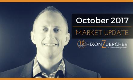 October 2017 Market Update Video