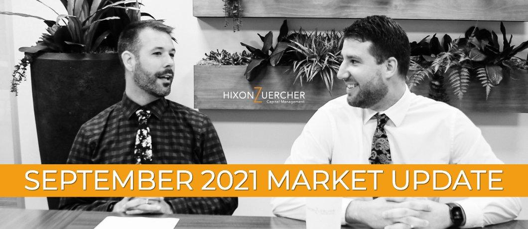September 2021 Market Update Video