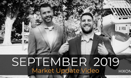 September 2019 Market Update Video