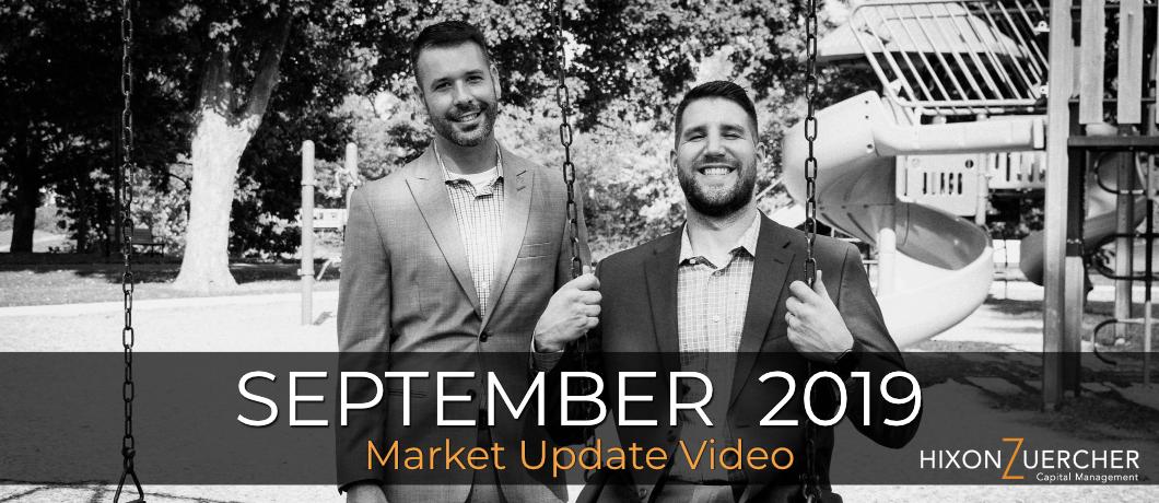 September 2019 Market Update Video