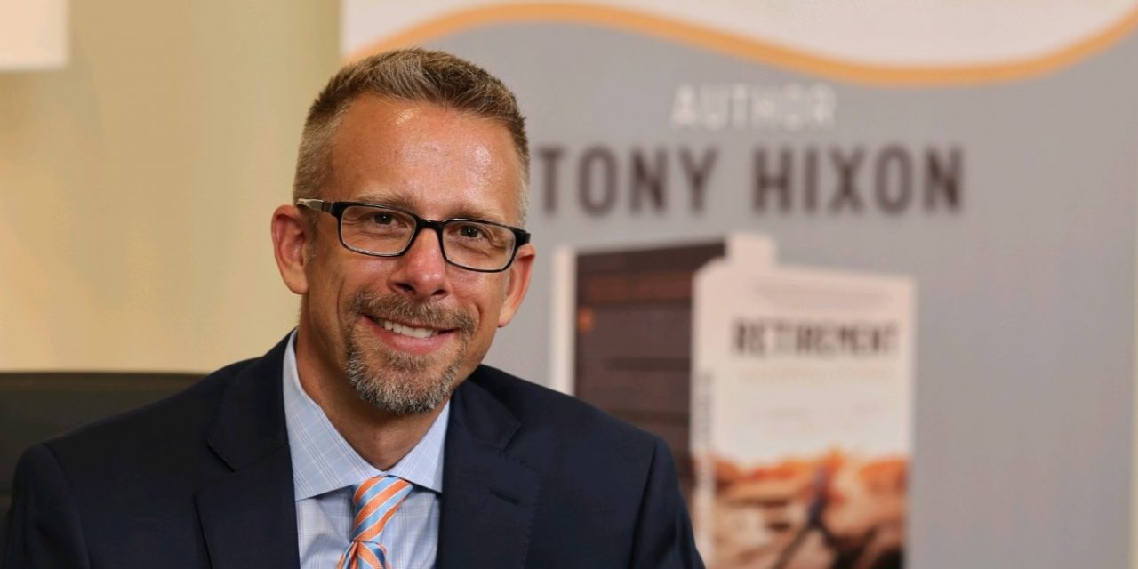 Tony Hixon Releases Book