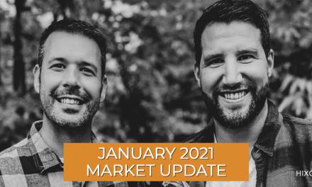 January 2021 Market Update Video