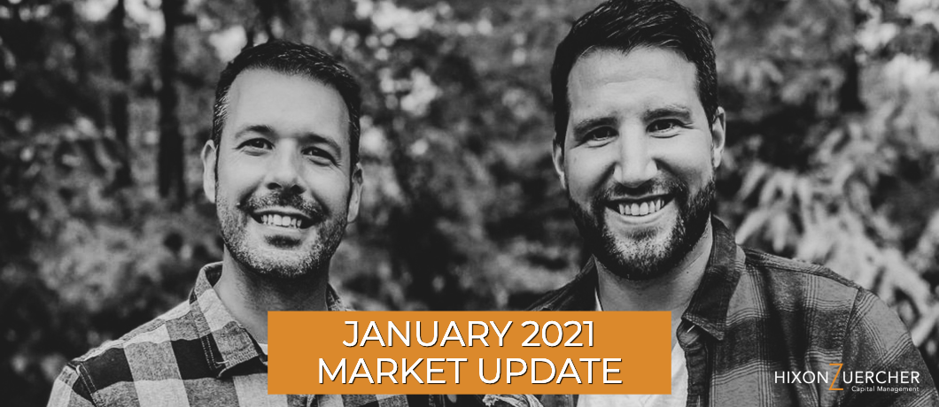 January 2021 Market Update Video