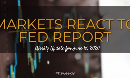 Markets React to Fed Report – Weekly Update for June 15, 2020